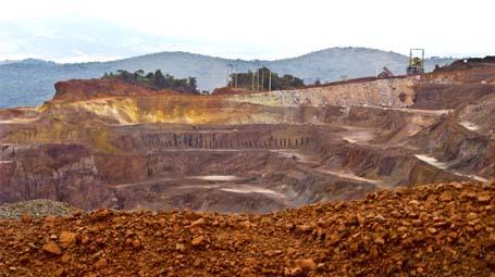 Неблагородные металлы добыча